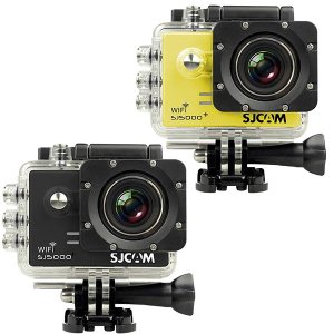 Videocámara deportiva SJCAM SJ5000 PLUS lente gran angular - DV