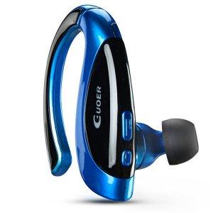 Audífonos Bluetooth GUOER G7 - Azul - Rojo