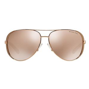 MICHAEL KORS Gafas MK50041017R159 para caballero de metal dorado