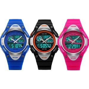 Reloj SKMEI 1055 para niños deportivo analógico digital