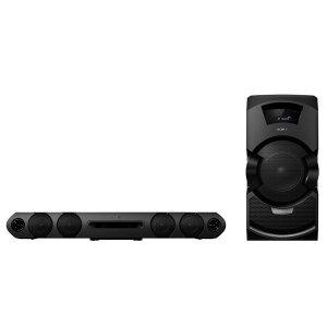 Sistema de audio SONY MHC-GT3D domésitico de alta potencia Bluetooth Negro