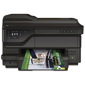 Impresora de formato ancho HP Officejet 7612
