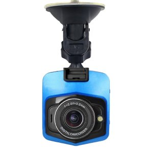 CAMARA DVR PARA CARRO FULL HD DP NEGRO y AZUL