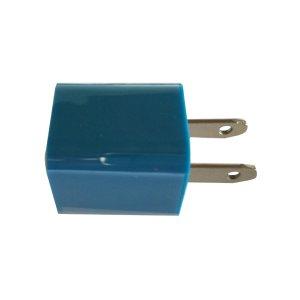 CARGADOR ECONOMICO DE PARED 1 USB 1000(800)MAH