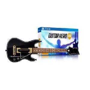 Guitarra guitar hero ps4
