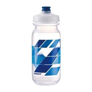 Caramañola GIANT POUR FAST DOUBLE SPRING 600ml Azul transparente y Azul