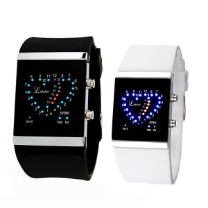 Reloj LED SKMEI 0952 Analógico Digital Unisex