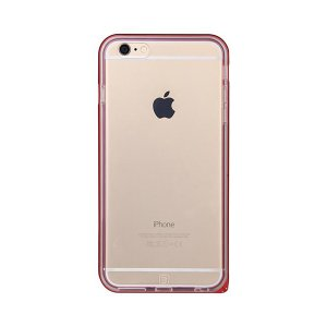 Funda protectora BASEUS iPhone 6 Plus Metal +TPU de 5.5 pulgadas