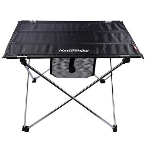 Mesa plegable Naturehike - Negro